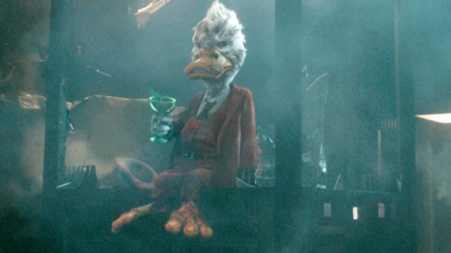 """Howard, o Pato faz participação em """"Guardiões da Galáxia"""" - Reprodução"""
