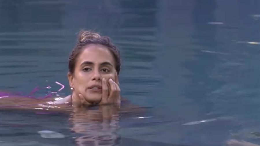Carolina conversa com Paula sobre postura de Elana - Reprodução/Globoplay
