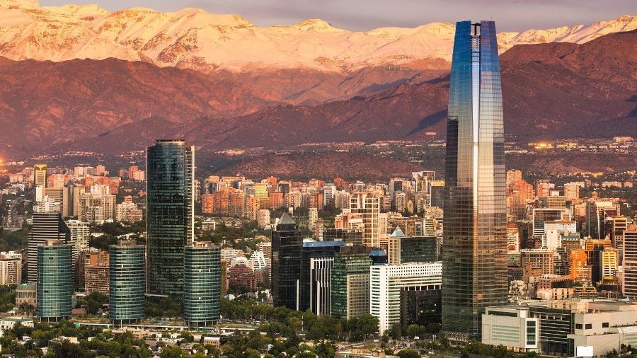 Santiago de Chile - tifonimages/Getty Images/iStockphoto