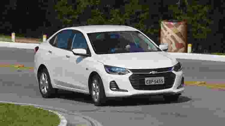 Chevrolet Onix Plus Premier - Murilo Góes/UOL - Murilo Góes/UOL