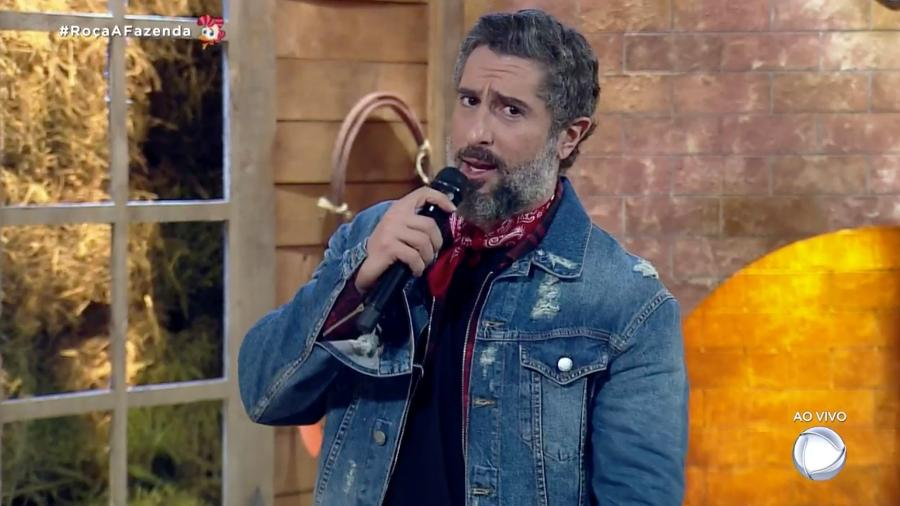 """Marcos Mion apresentará a nova edição do reality show """"A Fazenda"""" - Reprodução/RecordTV"""