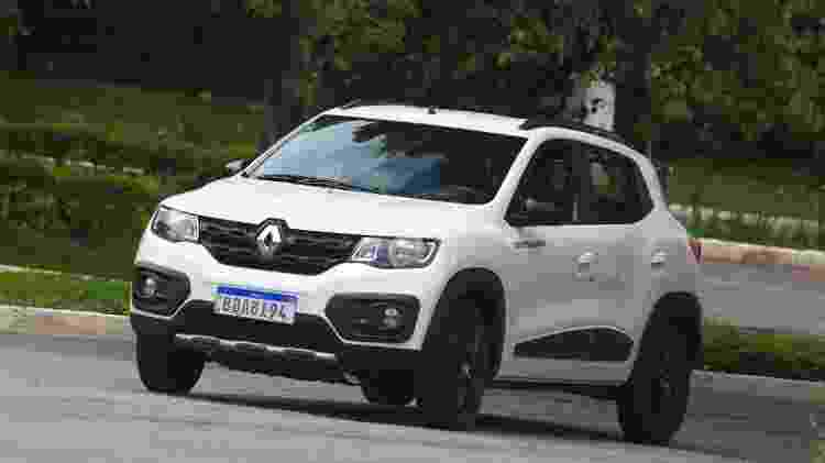 Renault Kwid - Murilo Góes/UOL - Murilo Góes/UOL