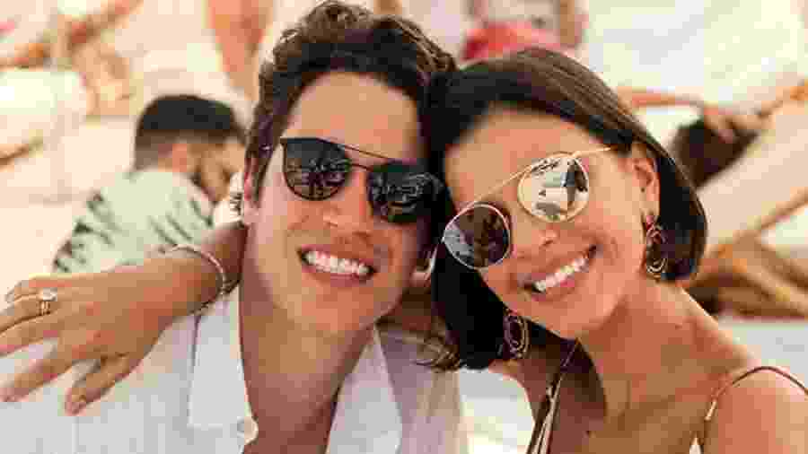 Lucas Kalil e Mariana Rios - Arquivo pessoal