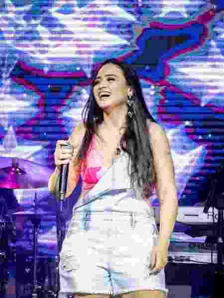 A cantora Luiza - Reprodução/Instagram - Reprodução/Instagram