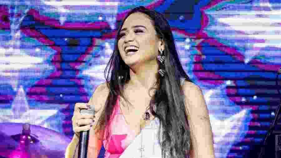A cantora Luiza é chamada de Alcione do sertanejo - Reprodução/Instagram
