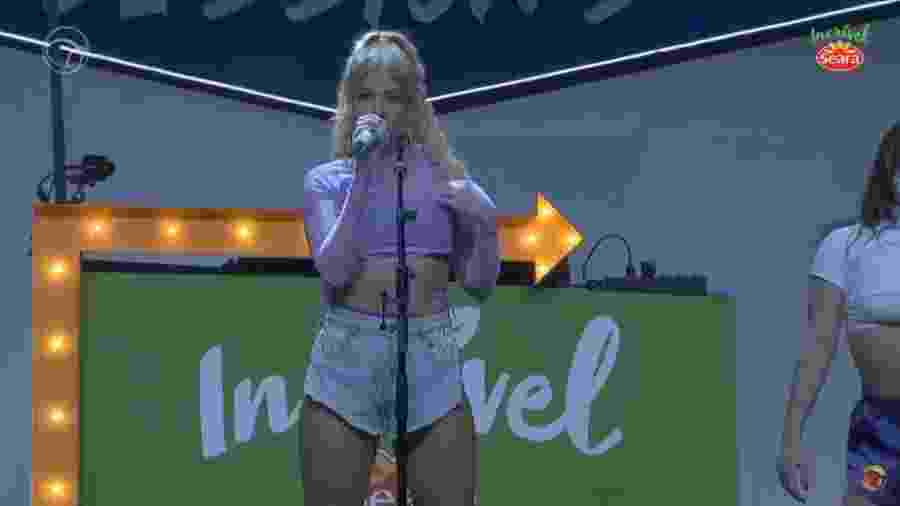 Luísa Sonza se apresenta virtualmente hoje; outros artistas também têm live marcada - Reprodução/YouTube