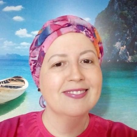 """Samanta Pereira descobriu a doença em junho de 2019: """"Me sinto privilegiada por ter acesso rápido aos serviços de saúde"""" - Arquivo pessoal"""