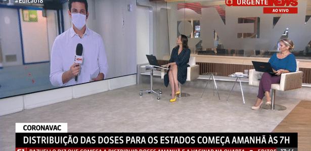 Audiência | GloboNews tem o melhor início de ano de sua história e lidera na TV paga
