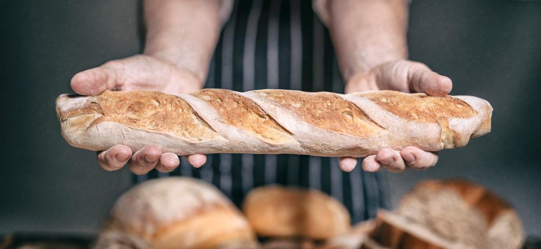 Baguete artesanal: tradição na França - Getty Images