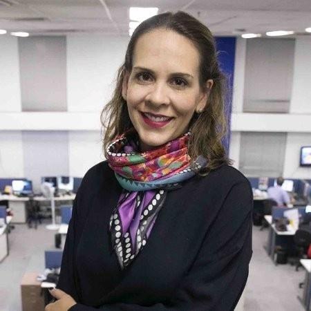 Carol Conway é cofundadora do WOB - Arquivo pessoal