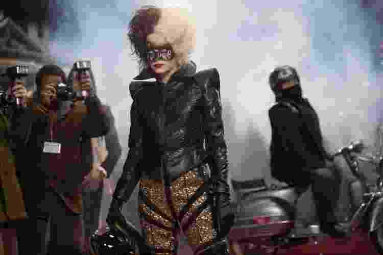 """Emma Stone em """"Cruella"""" (2021) - Divulgação - Divulgação"""