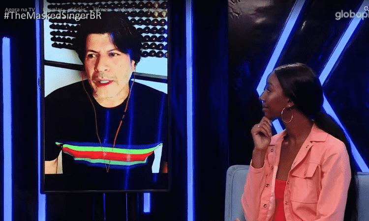 paulo ricardo - Reprodução/Globoplay - Reprodução/Globoplay