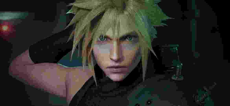 Final Fantasy VII Remake - Divulgação