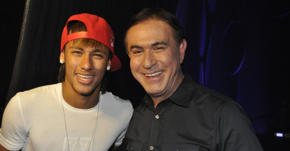 Neymar e Amaury Junior