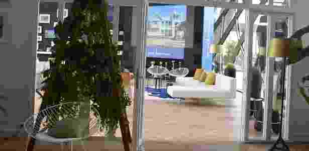O espaço foi projetado pelo famoso designer de interiores francês Benoit Leleu - Divulgação/HomeAway - Divulgação/HomeAway