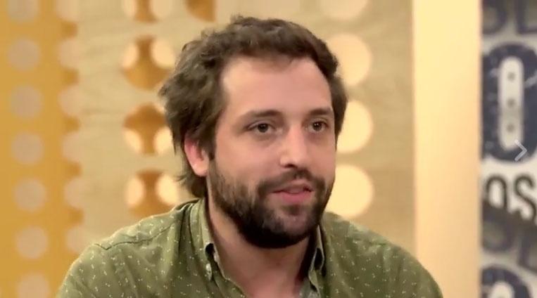 Gregório Duvivier participa do bate-papo UOL