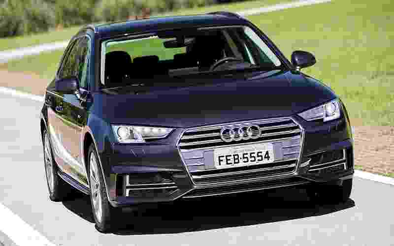 Audi A4 Avant 2017 - Divulgação/Audi
