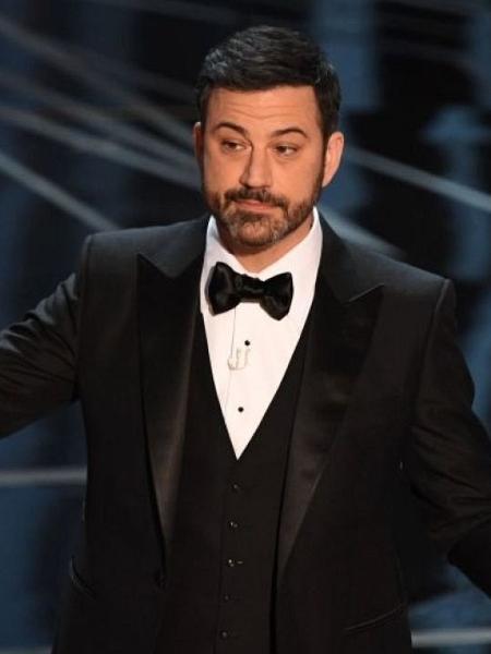 O apresentador Jimmy Kimmel - Mark Ralston/AFP/Getty Images