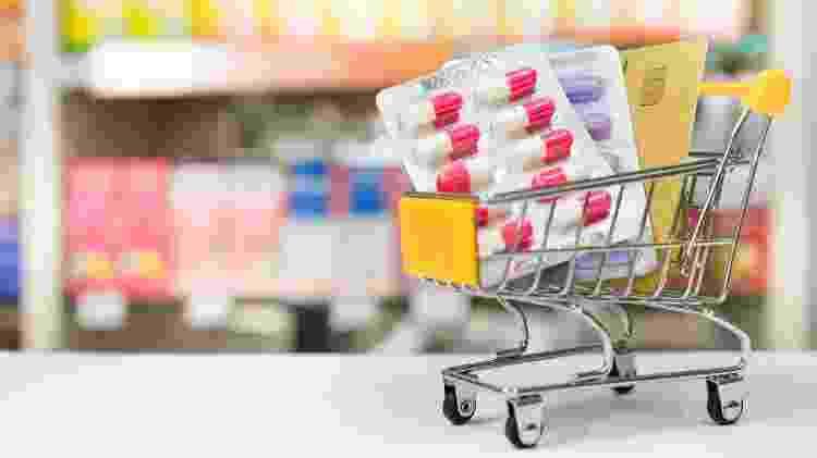 comprar remédios - iStock - iStock