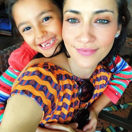 Maytê Piragibe curte dias de descanso com Violeta - Reprodução/Instagram/maytepiragibe