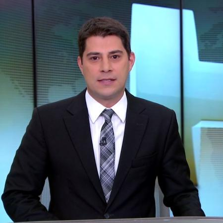Evaristo Costa - Reprodução/TV Globo