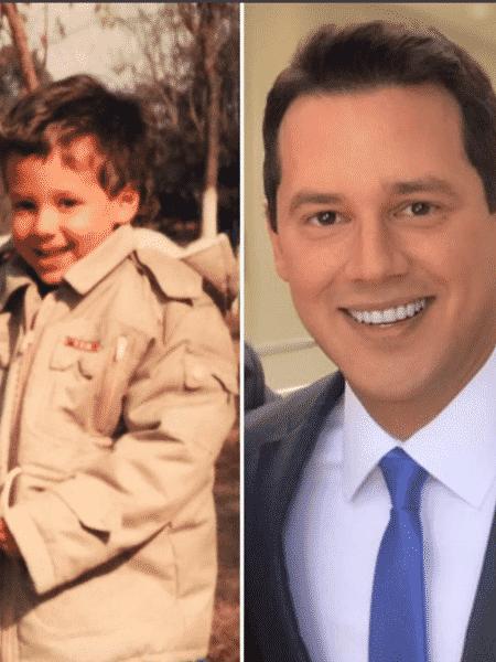 """Dony Denuccio compara """"antes e depois"""" - Reprodução/Instagram/donydenuccio"""