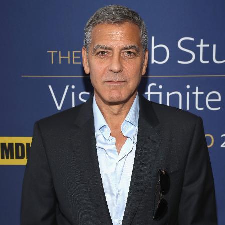 George Clooney retribuiu aos amigos que o ajudaram na carreira - Getty Images