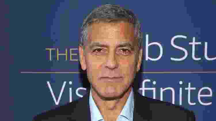 George Clooney - Getty Images - Getty Images