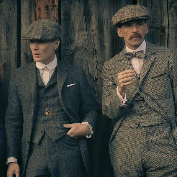 'Peaky Blinders': vem filme por aí!
