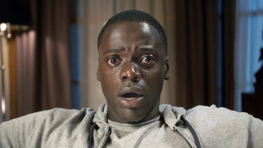 """Cena do filme """"Corra!"""", dirigido por Jordan Peele - Reprodução"""