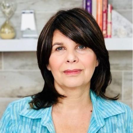 A advogada Celia Randolph, de 58 anos, vive com sua família em Parkland, na Flórida - Arquivo pessoal/BBC