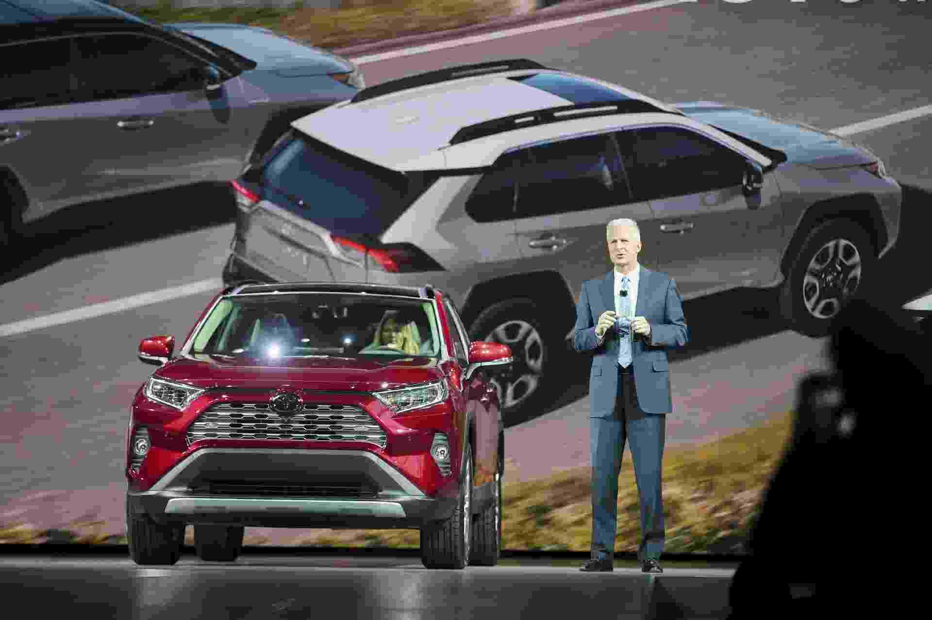 Toyota RAV4 2019 - Wang Ying/Xinhua