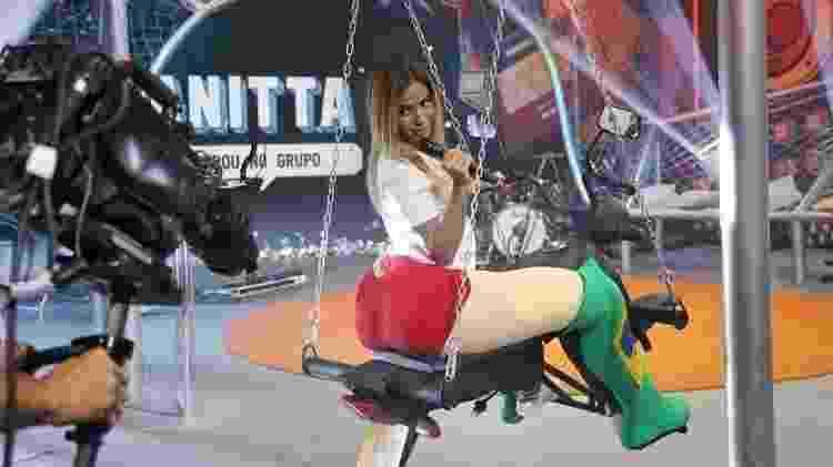 Anitta Entrou no Grupo - Reprodução/Twitter - Reprodução/Twitter