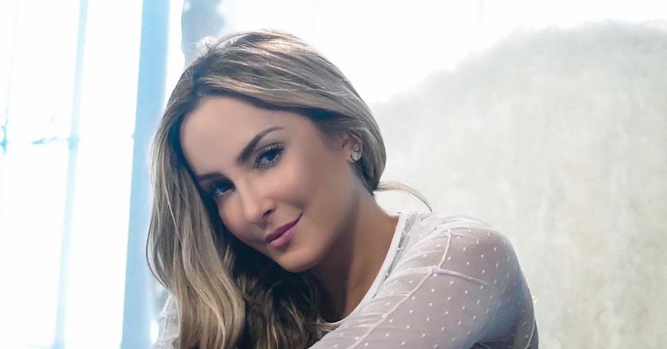 """Claudia Leitte em cena do videoclipe de """"Pode Ter"""""""