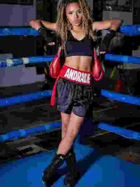 A lutadora amadora Sarah Andrade quer disputar a Forja de Campeões em 2019 - Reprodução/Instagram