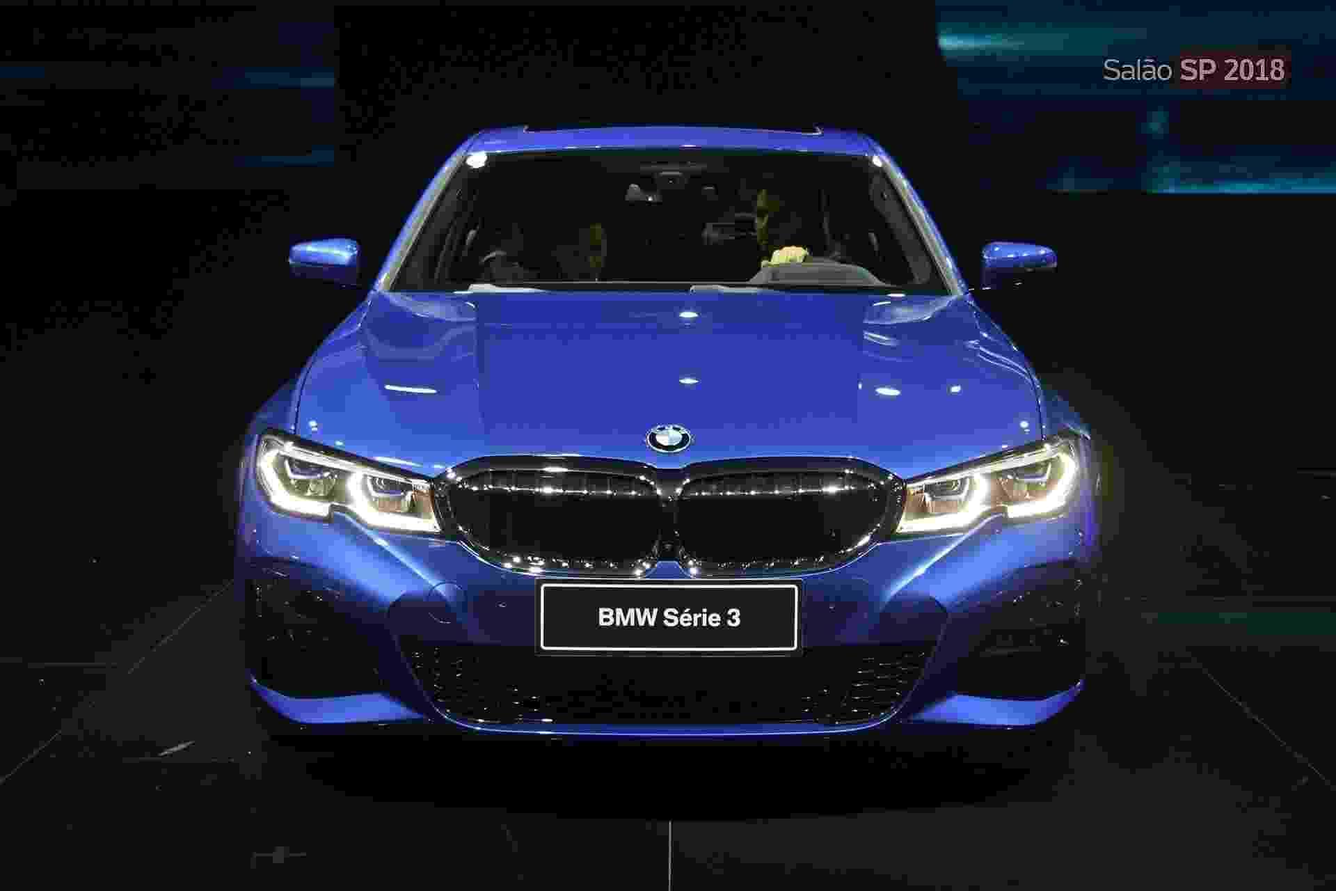 BMW Série 3 - Murilo Góes/UOL