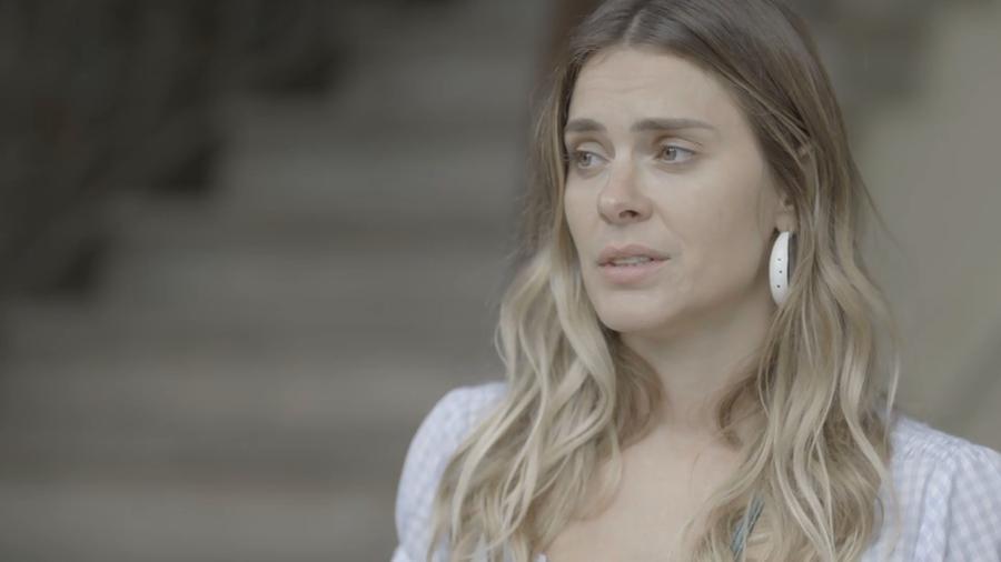 Afrodite (Carolina Dieckmann) - Reprodução/Globo