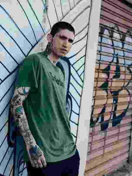Felipe, namorado de Célio, que também sofreu ataques do motorista do app - Arquivo Pessoal