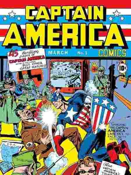 Os quadrinhos da Marvel refletiam o que estava acontecendo na sociedade - Marvel Entertainment