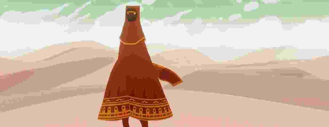 Journey se tornou um clássico no PS3 e ganhou versões para outras plataformas - Divulgação
