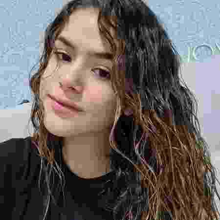 Maísa Silva mostrou o cabelo durante transição capilar e seguidoras se identificaram - Reprodução/Instagram