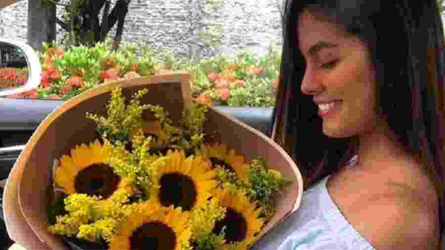 12.mai.2020 - Kimberly Karen Mota de Oliveira, miss morta a facadas no AM  - Reprodução/Facebook