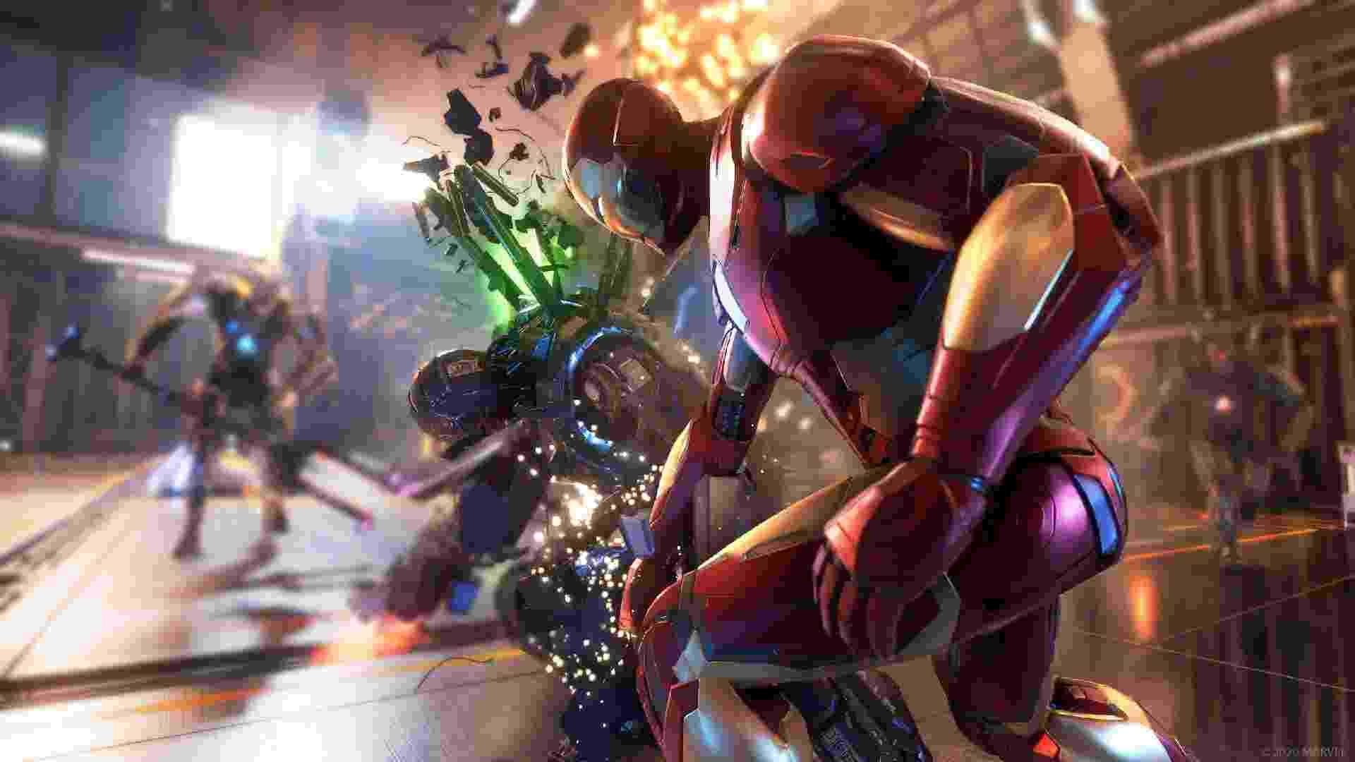 Marvel's Avengers - Divulgação