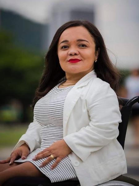 A administradora Amanda Brito - Reprodução/Facebook