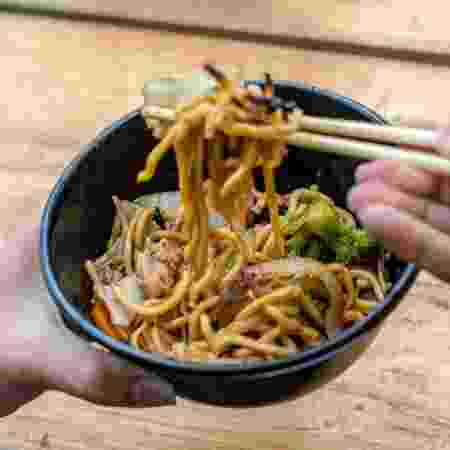 Yakissoba - Getty Images/iStockphotos - Getty Images/iStockphotos