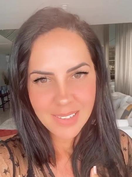 Graciele Lacerda falou sobre o novo lar - Reprodução/Instagram @gracielelacerdaoficial
