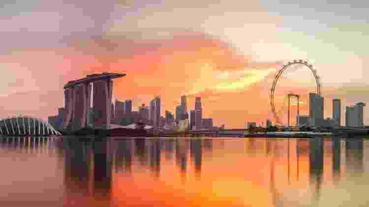 Singapura, Malásia - Getty Images/iStockphoto - Getty Images/iStockphoto