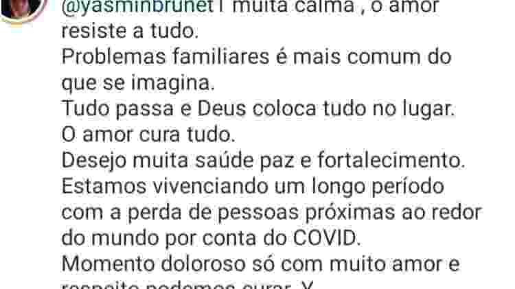 Luiza Brunet - Reprodução: Instagram - Reprodução: Instagram