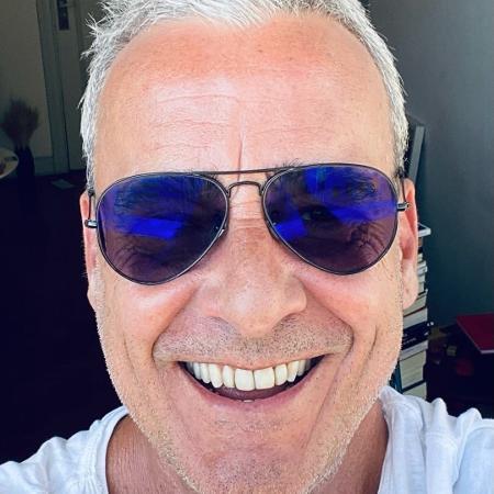 Alexandre Borges admite que cantou Joelma - Reprodução/Instagram