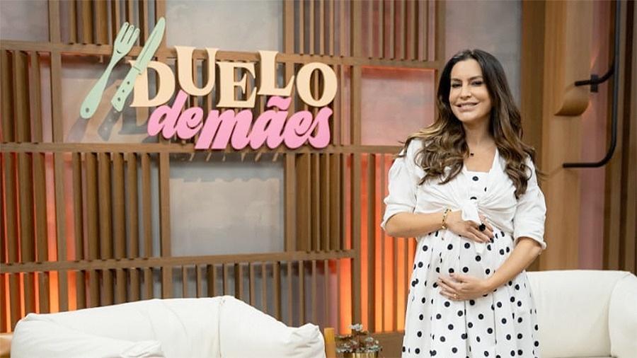 """Ticiana Villas Boas comanda a nova temporada do """"Duelo de Mães"""" na Band - Divulgação / Ricardo Cardoso"""